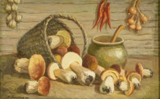 """Была у грибников и своя """"столица"""" - город Судиславль в Костромской губернии. В славянской традиции грибы считались собственностью лешего, поэтому походы в лес сопровождались определенными обрядами."""
