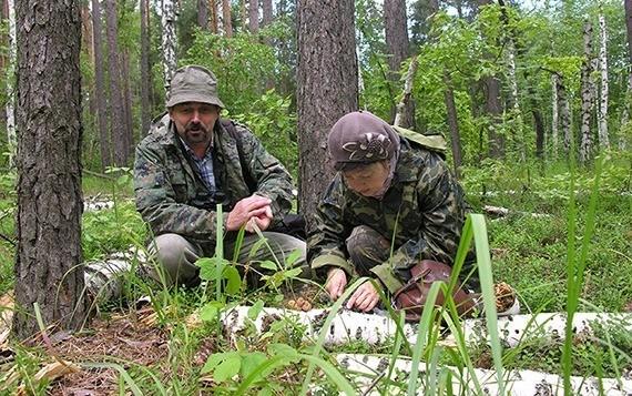 Липецкие микологи исследуют грибы воронежского заповедника