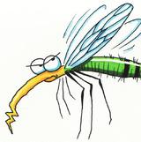 Комары прилетели