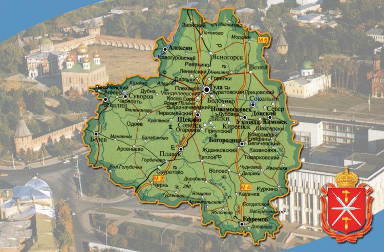 Тульская область на 80 месте в экологическом рейтинге