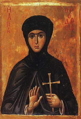11 июня (или 29 мая по старому стилю) праздновался на Руси день святой Феодосии