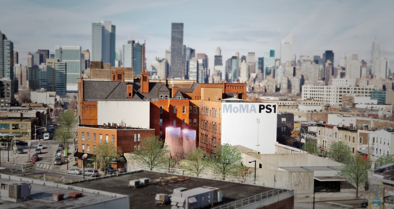 В центре Нью-Йорка хотят вырастить гриб размером с дом