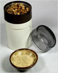 Изготовление грибного порошка