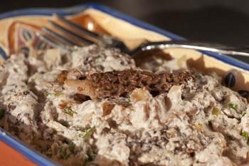 Если часть грибного соуса останется на следующий день, его вкусовые качества даже улучшатся. Фото: Cat Rooney/Великая Эпоха (The Epoch Times)