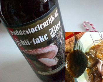 Первое грибное пиво от греческого производителя