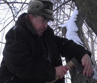 Доцент Нижегородской сельскохозяйственной академии Евгений Михалев уже много лет занимается зимней тихой охотой