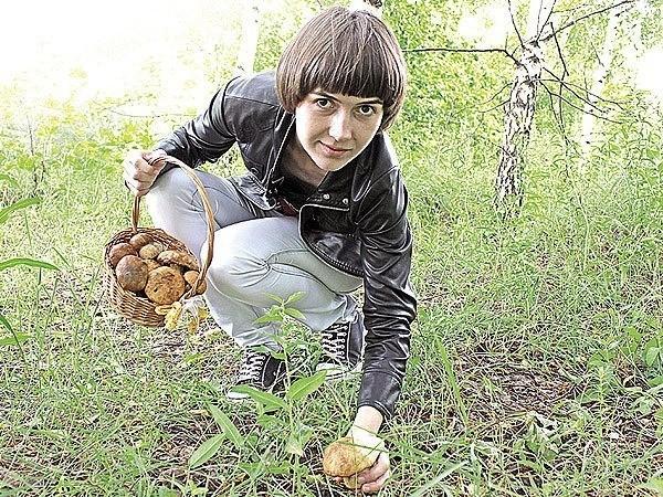 Собирайте только те грибы, о которых вам точно известно, что они съедобны