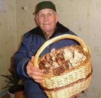Эти грузди и опята собраны 17 октября жителем Челябинска Павлом Георгиевичем Гайдаром. На автобусе он ездил в сосновый бор за Кыштымом, в поселок Северная Кузнечиха и в леса возле поселка Есаульского Сосновского района.