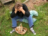 Категорически запрещается продажа продуктов переработки грибов, изготовленных в домашних условиях (вареные, соленые, маринованные и грибную икру).