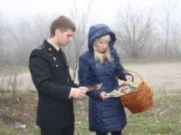 Запорожские спасатели отправились в лес охотиться на грибников