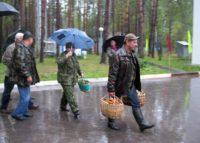 В селе Ласково Рязанского района прошел первый областной фестиваль грибов