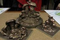 Символом Рязани стало «Семейство грибов»