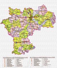 Грибные места под Ульяновском