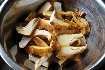 Грибы - источник витамина D