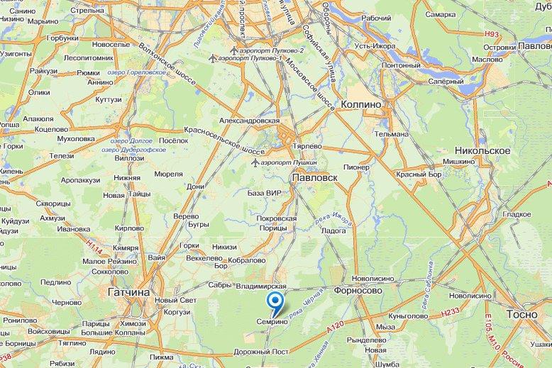 Семрино (ж/д. ст. «46-й км»)