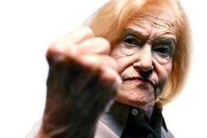 В Астрахани старушки подрались из-за шампиньона